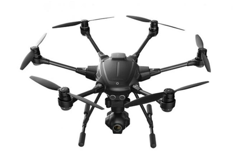 drone yuneec typhon h 480