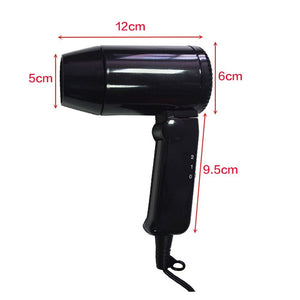 Portable 12V Hot & Cold Folding Car and Hair Dryer