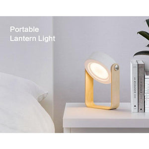 Foldable Portable Camping Touch Dimmable LED Lamp and Lantern