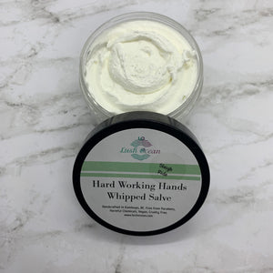 Hard Working Hands Whipped Salve