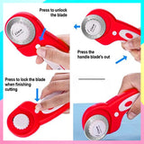 45mm Rotary Cutter Set