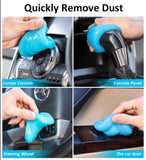 Dust Cleaning Gel(3 packs)-Car Interior Detailing Cleaner