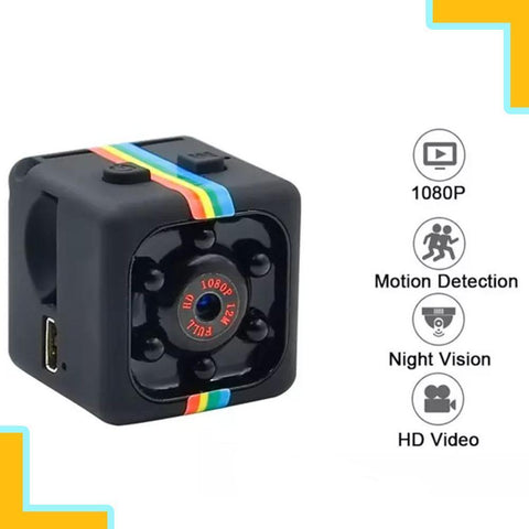HD 1080P Night Vision Dice-sized Camera