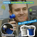Portable Smart Phone Shaver