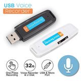 Portable USB Voice Recorder
