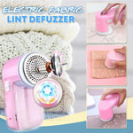 Electric Fabric Lint Defuzzer