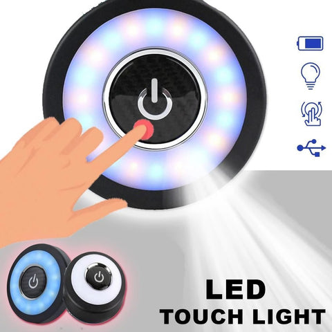 Energy-saving LED Touch Light
