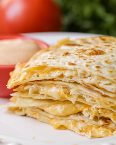 Kids Chicken & Cheese Quesadilla