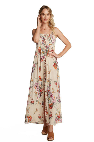 Floral Dress SY268 - Robin's El Dorado