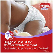 Load image into Gallery viewer, Huggies Little Movers Baby Diapers, Size 3, 84 Ct Soft