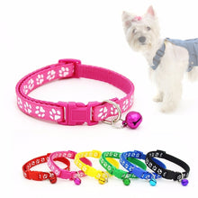 Load image into Gallery viewer, 2019 Adjustable Dog Collar Cats Collars Necklace