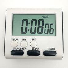 Load image into Gallery viewer, Multifunctional Kitchen Timer Alarm Clock Home