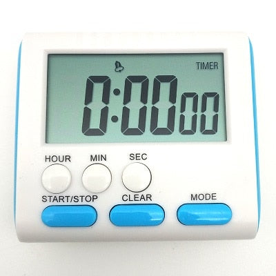Multifunctional Kitchen Timer Alarm Clock Home