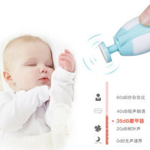 Load image into Gallery viewer, Baby Health Care Kits Baby Nail Care Set Electric Baby