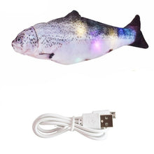 Load image into Gallery viewer, 30CM Electronic Pet Cat Toy Electric USB Charging