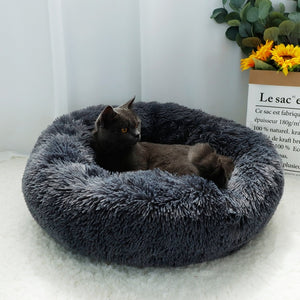 For Dogs Products Nest Winter Warm Sleeping Cat