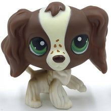 Load image into Gallery viewer, LPS CAT Rare Animal Shop Toys Stands Dog Collie