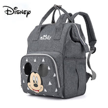 Load image into Gallery viewer, Disney Diaper Bag Backpack Moms Baby Bag Maternity