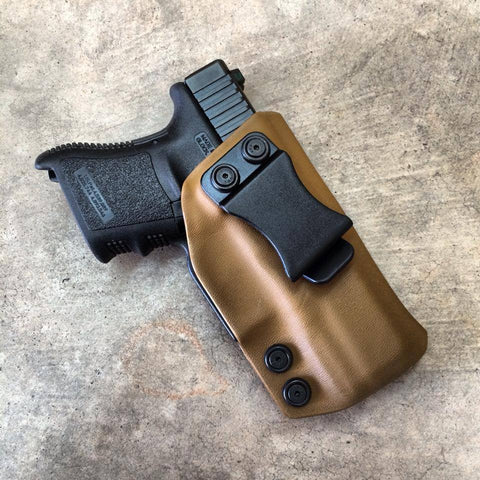 IWB Holster - EIGHT2TEN- Kydex Holsters