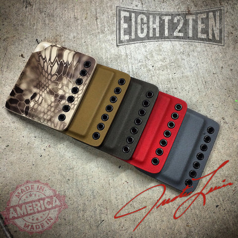 Tactical Wallet - EIGHT2TEN- Kydex Holsters