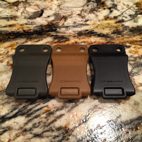Replacement Clips - EIGHT2TEN- Kydex Holsters