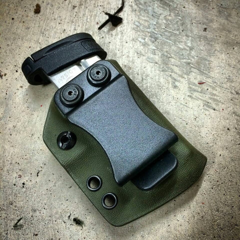 IWB Single Mag Carrier - EIGHT2TEN- Kydex Holsters