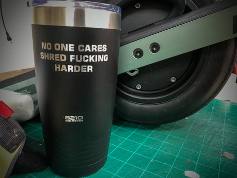 Shred Harder Cup