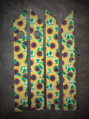 Sunflower Rail Guards