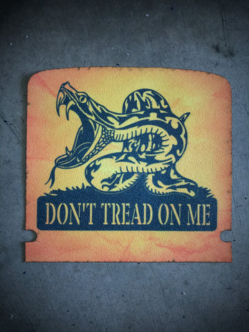 Don't tread on me  Grip Tape