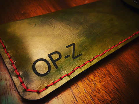 Toxic Leather OP-Z Case