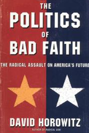 The Politics of Bad Faith