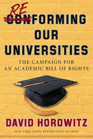 Reforming Our Universities