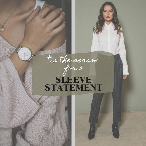 Tis' the Season for a Sleeve Statement