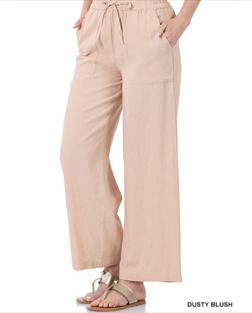 Load image into Gallery viewer, Size M Zenana Pants