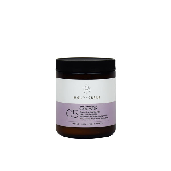 HOLY CURLS HAIR MASK                                                                                               250ml