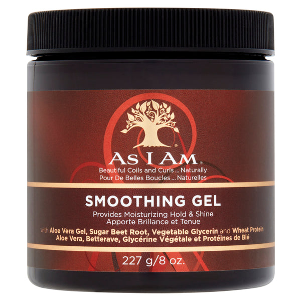 AS I AM CLASSIC SMOOTHING GEL                                                                                                                     227g/8oz