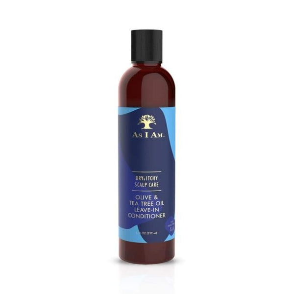 AS I AM DRY & ITCHY LEAVE-IN CONDITIONER                                                                               355ml/12oz