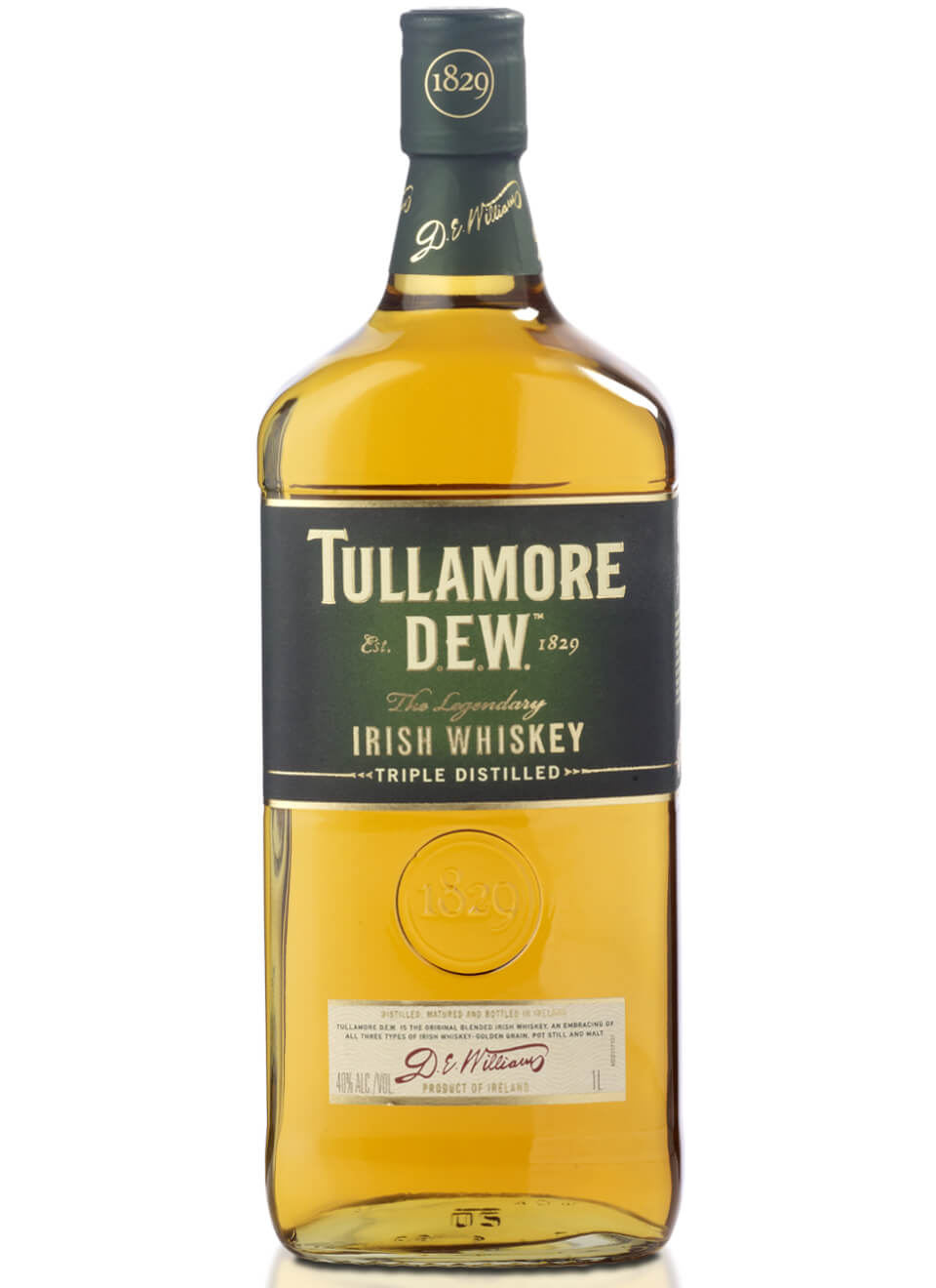 Tullamore Dew Irish Whiskey 0,7 L
