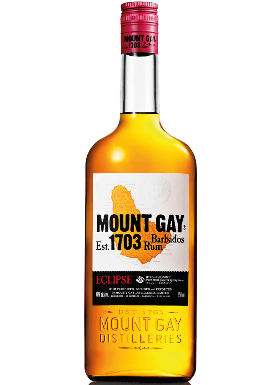Mount Gay Eclipse Rum 0,7 L