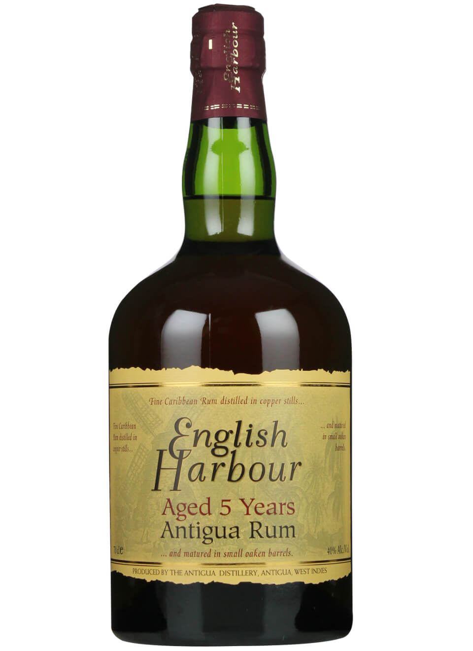 English Harbour 5 Jahre Rum 0,7 L
