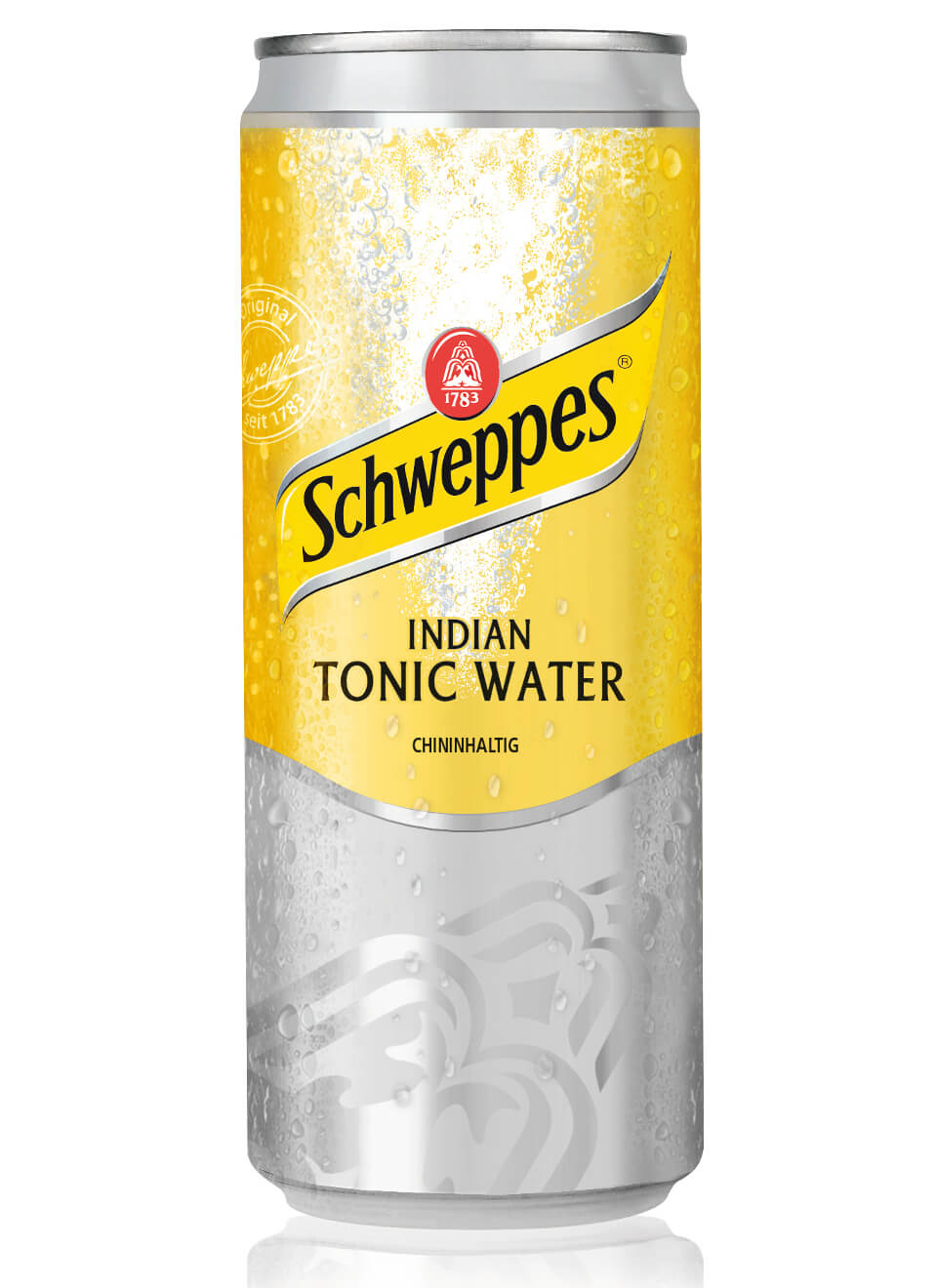 Schweppes Indian Tonic Water 0,33 L