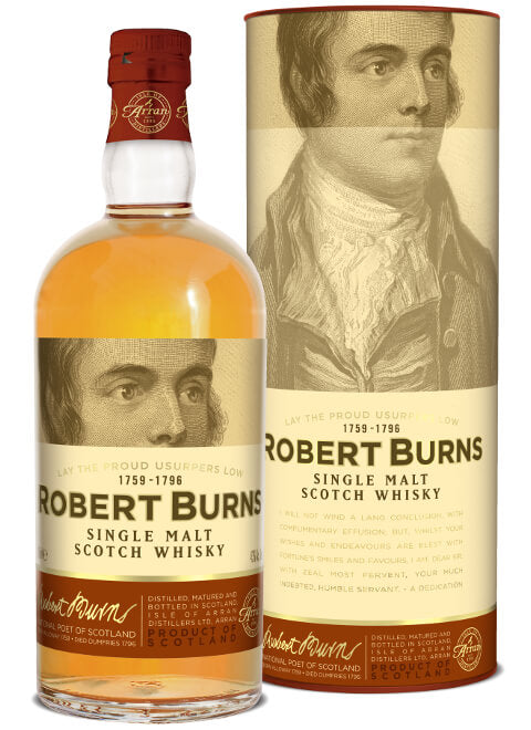 Robert Burns Single Malt Whisky 0,7 L