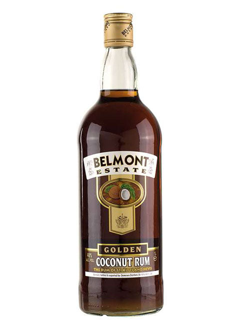 Belmont Estate Gold Coconut 1 L