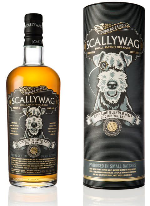 Scallywag Small Batch Speyside Blended Malt Whisky 0,7 L