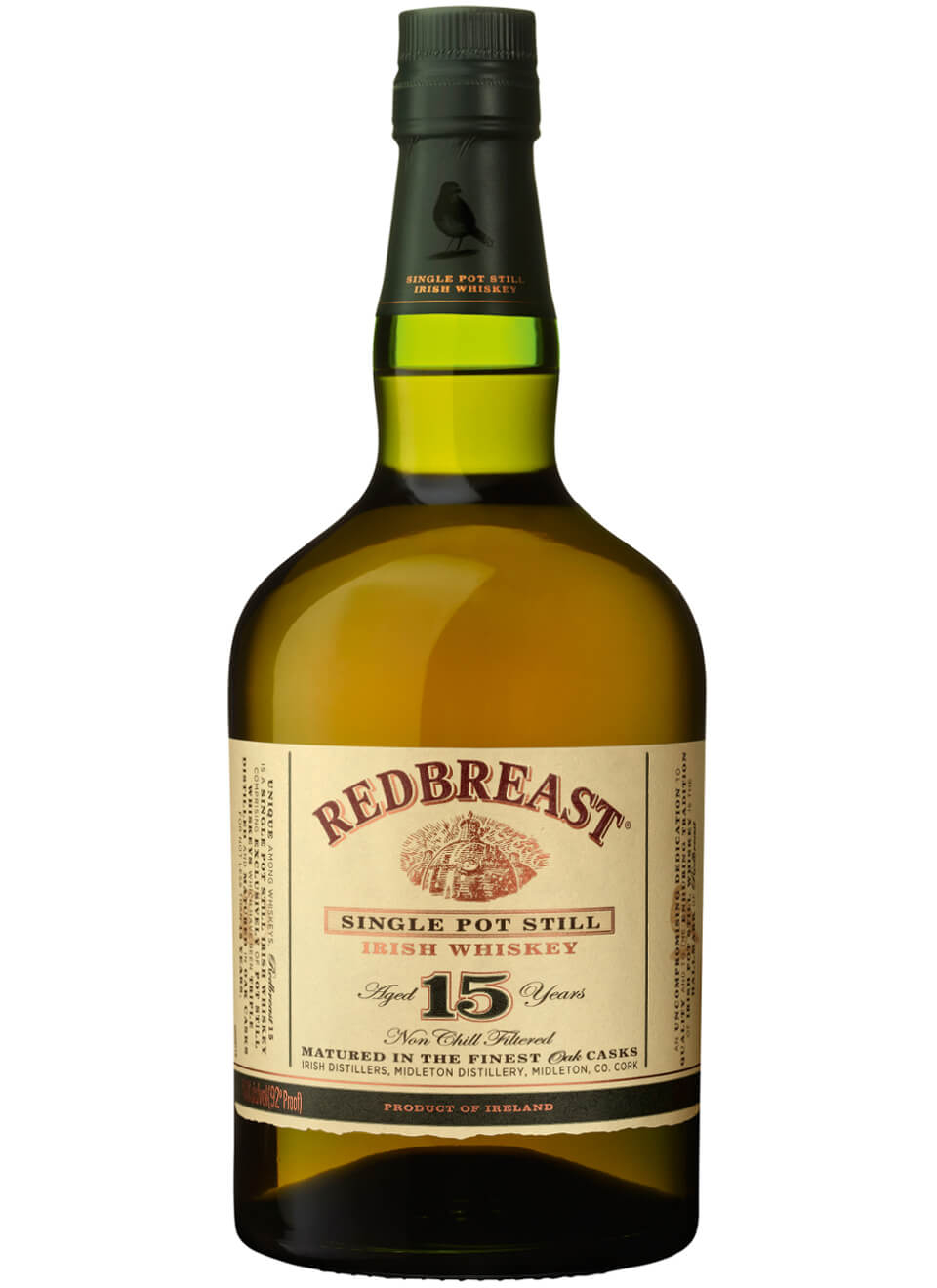 Redbreast 15 Years Irish Whiskey 0,7 L