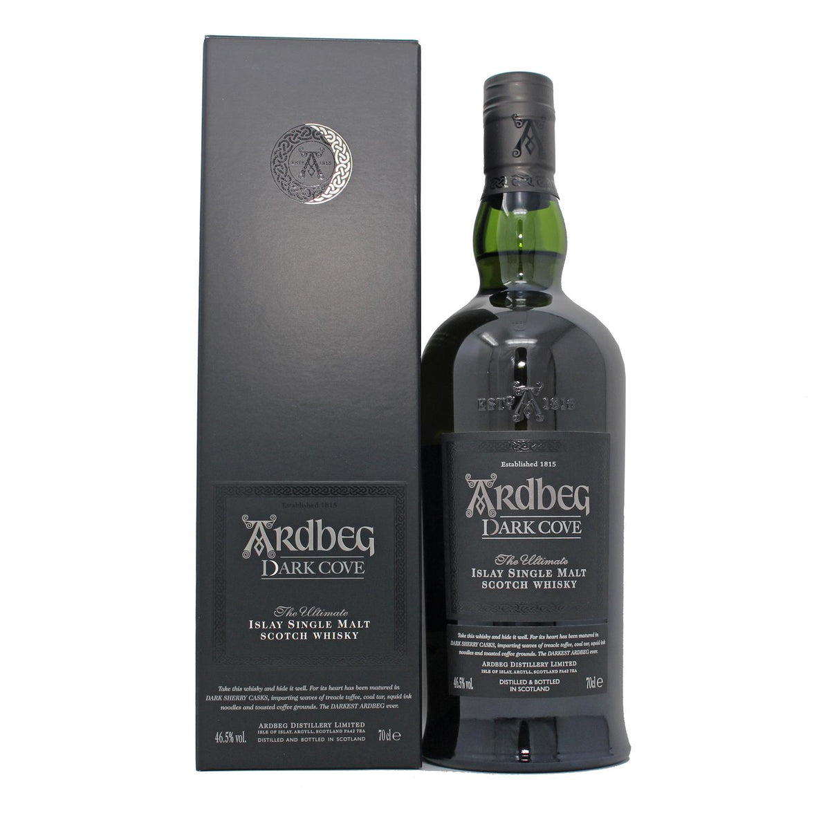 Ardbeg Dark Cove 2016 Islay Single Malt Scotch Whisky 0,7L