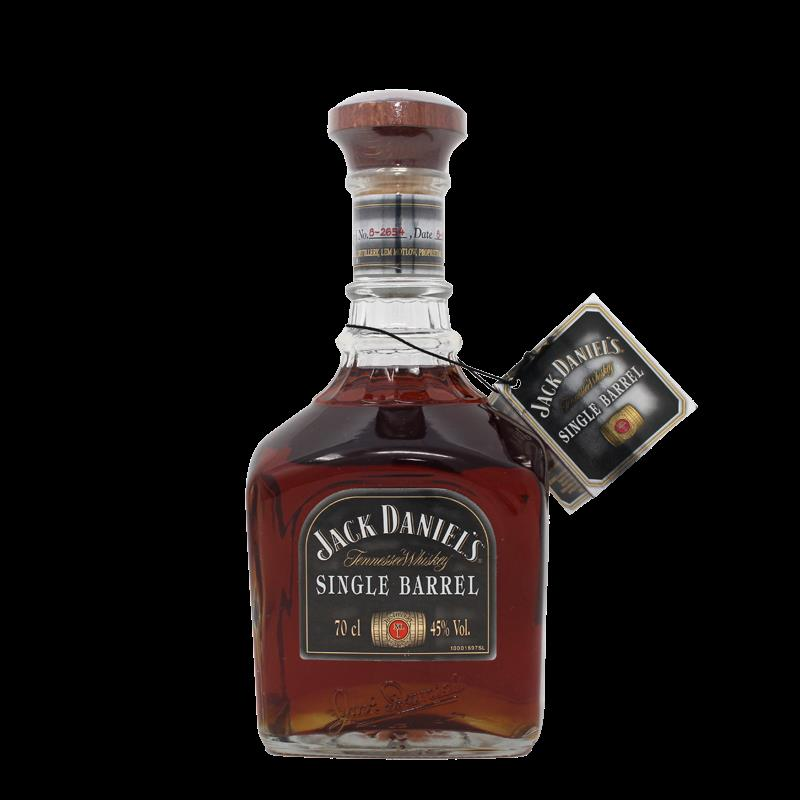 Jack Daniels Single Barrel 2008 Handsigniert Tennessee Whiskey  0,70L