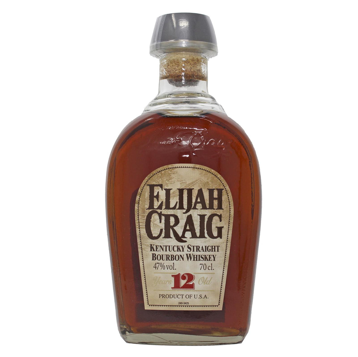 Elijah Craig 12 Years Kentucky Straight Bourbon 0,7L