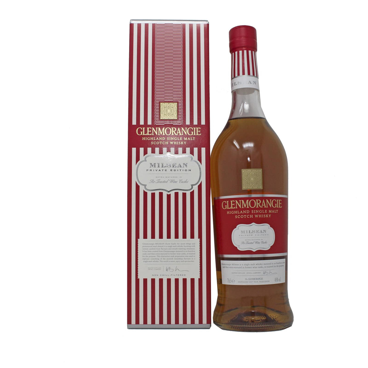 Glenmorangie Milsean Private Edition 0,7L
