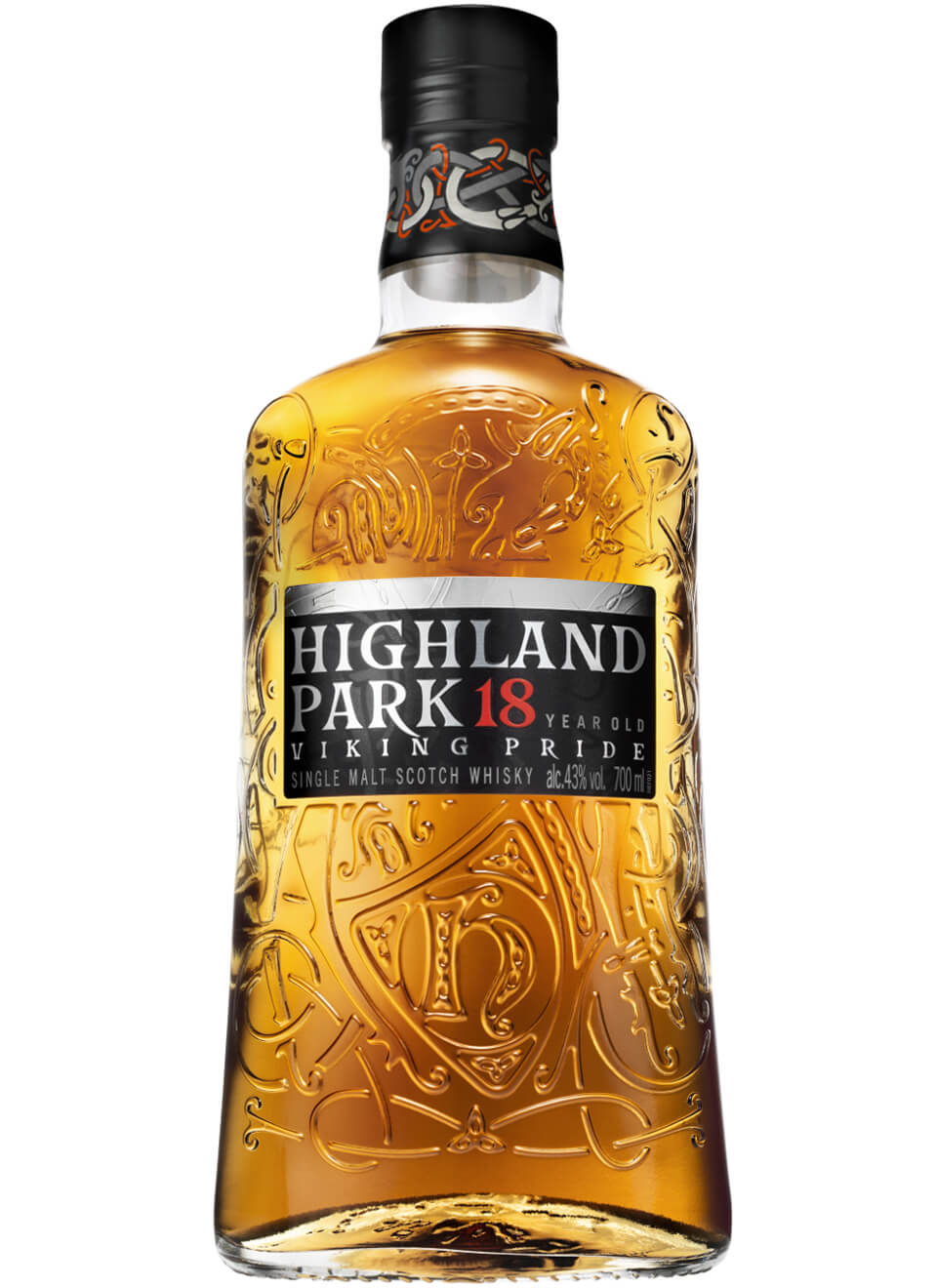 Highland Park 18 Years Whisky 0,7 L